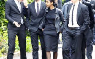 Как одеваться на похороны женщинам и мужчинам