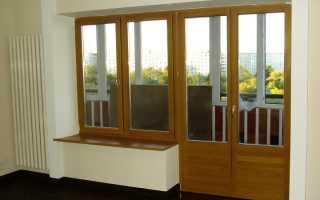 Балконная дверь: разновидности, материал, особенности устройства и эксплуатации