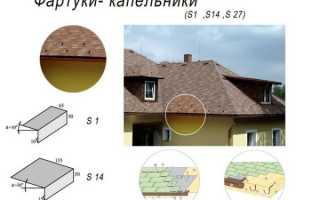 Капельник для крыши, его устройство и назначение, особенности расчета и монтажа