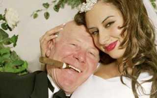 Список миллионеров и их молодые жены — как выглядят юные супруги миллиардеров