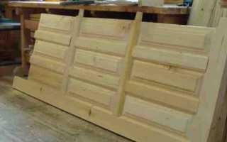 Изготовление межкомнатных дверей своими руками, как подобрать материал и произвести расчеты