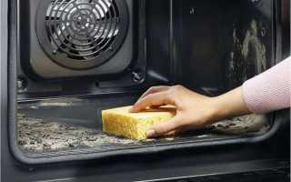 Как почистить электрический духовой шкаф снаружи и внутри от нагара и жира