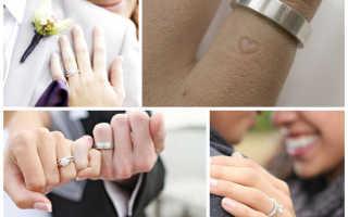 Почему нельзя носить обручальное кольцо до свадьбы