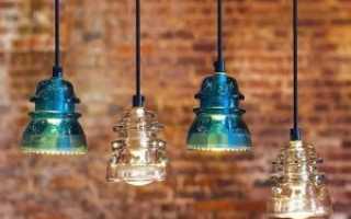 Как сделать светильник своими руками из подручных материалов: фото идей, пошаговые инструкции