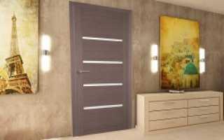 Межкомнатные двери экошпон: применение, особенности материала, установки и эксплуатации
