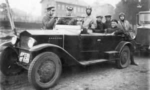 Советские автомобили выпущенные в единственном экземпляре: подборка с фото