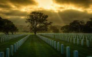 Почему нельзя ничего брать с кладбища домой