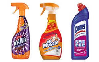 Как и чем отмыть кафельную плитку в ванной от налета в домашних условиях: правила эффективной чистки кафеля