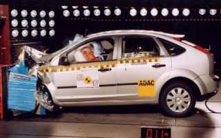 Самое безопасное место в автомобиле для пассажира: статистика