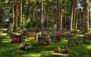 Почему нельзя фотографировать на кладбище