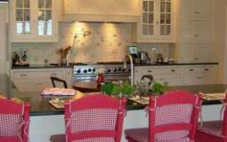 Интерьер кухни в стиле барокко: примеры оформления дизайна, выбор цвета и материал