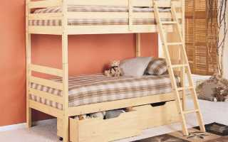 Как сделать двухъярусную кровать своими руками: схема, пошаговая инструкция и прочее + чертежи