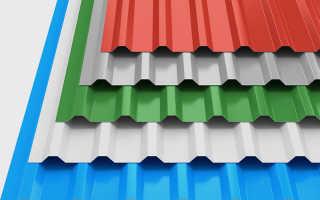 Какой профнастил лучше выбрать для крыши дома, что нужно учитывать, описание