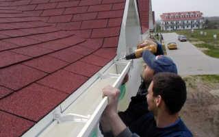 Как установить отливы для крыши своими руками, особенности проведения ремонта