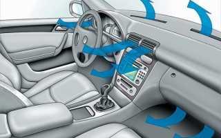 Как охладить салон автомобиля без кондиционера быстро в жару