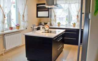 Кухня с островом: варианты оформления обеденной и рабочей зоны, дизайн-проекты с фотографиями