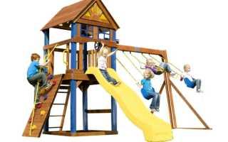 Как построить спортивную площадку своими руками для дачи и дома — пошаговая инструкция с фото