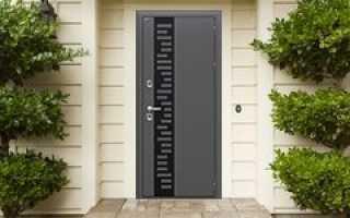 Входные (уличные) двери в частный дом: разновидности, комплектующие, особенности установки