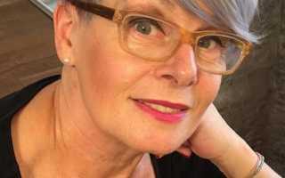 Женские стрижки для дам после 50 лет