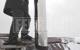 Как правильно сделать дымоход своими руками, что нужно учесть особенности его установки и отделки