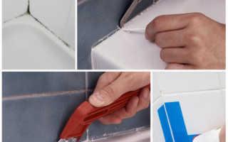 Чем отмыть силиконовый герметик с ванны, рук, плитки, кафеля, одежды, стекла и других поверхностей
