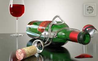 Почему нельзя ставить пустые бутылки на стол: приметы и факты