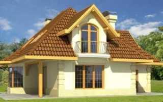 Мансардная крыша, ее конструкция и основные элементы, особенности монтажа и эксплуатации