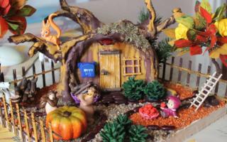 Поделки на праздник осени в детском саду и школе: подборка идей с фото