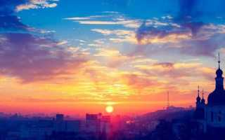 Почему нельзя спать на закате солнца