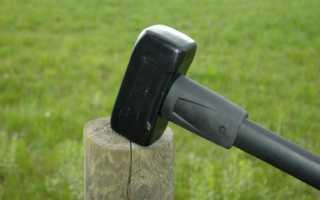 Как установить столбы для забора своими руками без бетонирования