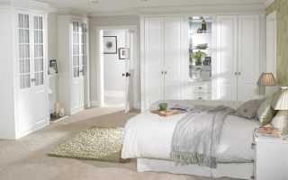 Белая мебель в интерьере: с чем сочетать, как выбрать для спальни, гостиной, детской, кухни