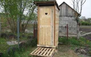 Деревянный туалет для дачи своими руками – пошаговая инструкция с фото, чертежами и видео