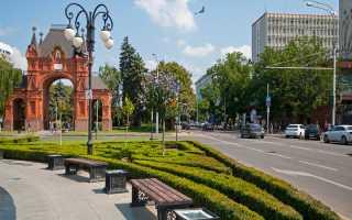 Достопримечательности Краснодара с описанием и фото – куда сходить и что посмотреть самостоятельно