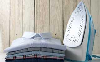 Как почистить утюг от накипи внутри в домашних условиях различными способами + видео и фото