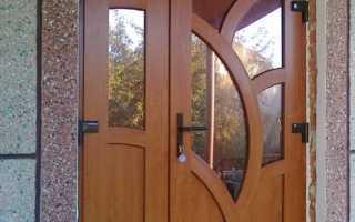 Пластиковые входные двери: разновидности, комплектующие, особенности установки и эксплуатации