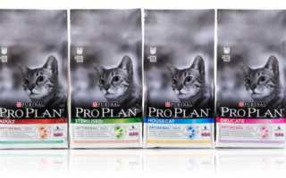 «Проплан» (Pro Plan) корм для кошек и котят, стерилизованных животных: обзор, состав, ассортимент