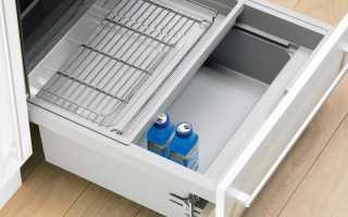 Для чего нужен ящик под духовкой в плите: можно ли в нём хранить посуду