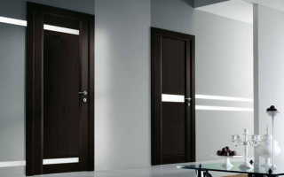 Межкомнатные двери венге и их разновидности с описанием и характеристикой