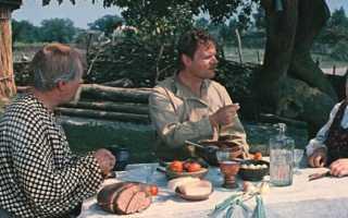 Тест: угадываем советские фильмы по еде из них