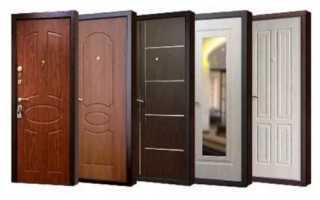 Двери металлические входные уличные: разновидности, комплектующие, особенности установки и эксплуатации