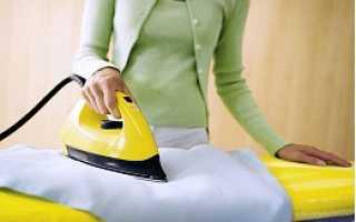 Почему нельзя гладить постельное бельё после стирки