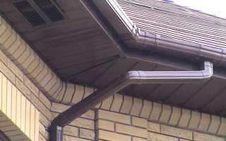 Карниз крыши, его виды и назначение, особенности расчета и монтажа