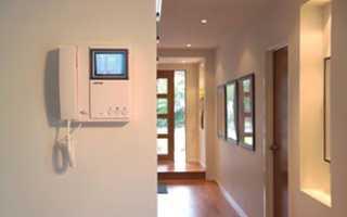 Видеодомофоны для квартиры и частного дома: как выбрать и подключить самому