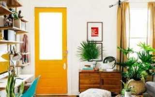 Как покрасить межкомнатные двери, какую краску выбрать для различных поверхностей