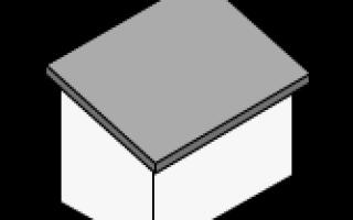 Размеры листа металлочерипицы: как рассчтать вес кровли