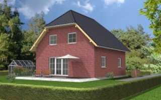 Варианты проектов домов с мансардной крышей и их конструктивные особенности