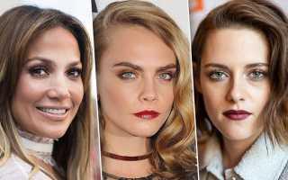 Антитренды в макияже: как нельзя краситься