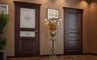 Двери из массива ольхи: разновидности, особенности монтажа и эксплуатации