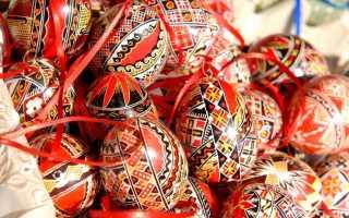 Почему на Пасху красят и бьют яйца: откуда пошла традиция