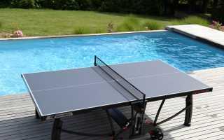 Как сделать теннисный стол для пинг понга своими руками: технология и прочее + фото и видео